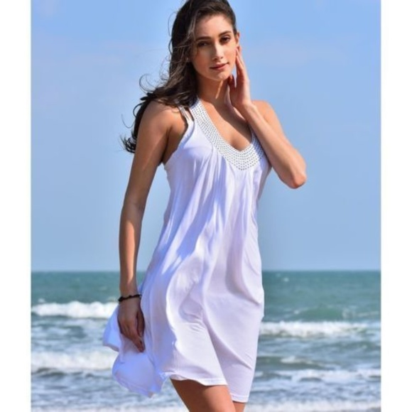 MG Collection Other - NWT MG Collection Beach Swimsuit Coverup